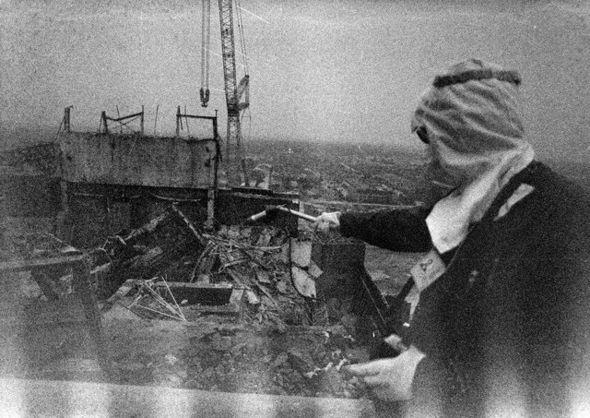 Чорнобиль - історія ліквідації. Зображення №3.