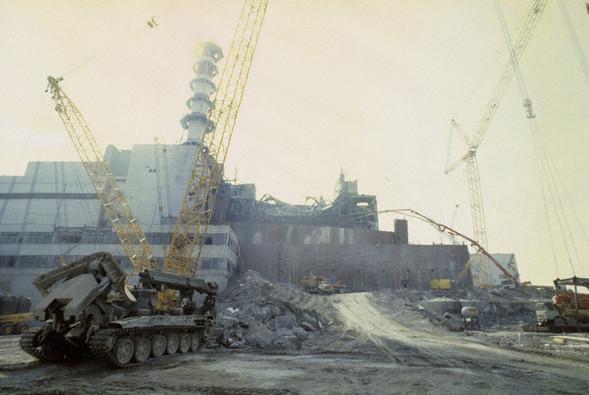 Чорнобиль - історія ліквідації. Зображення №25.
