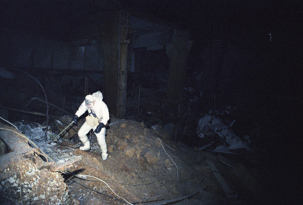 Чорнобиль - історія ліквідації. Зображення №30.