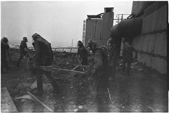 Чорнобиль - історія ліквідації. Зображення №17.