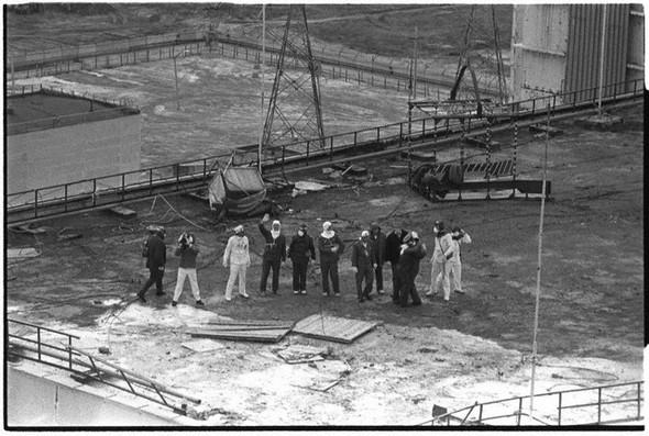 Чорнобиль - історія ліквідації. Зображення №20.