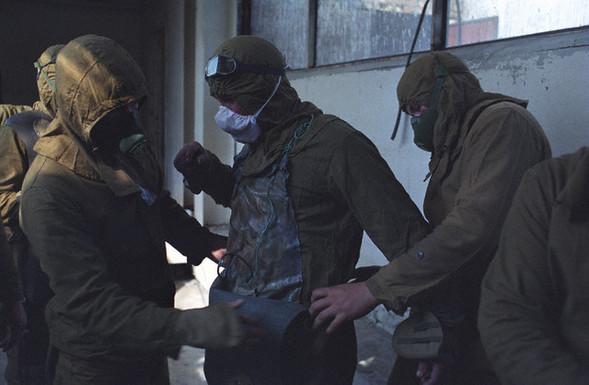 Чорнобиль - історія ліквідації. Зображення №10.