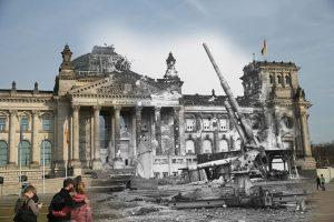 Подорож по Берліну 70 років по тому: йшов травень місяць (фоторепортаж)