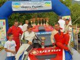 На Львівщині успішно завершились національні змагання з гірських автоперегонів та ралі