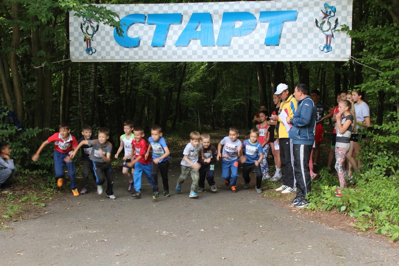 Новояворівськ прийняв свято Олімпійського дня