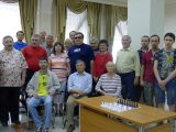 Завершився відкритий чемпіонат Львівської області з шахів серед спортсменів з інвалідністю
