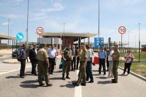 робоча зустріч прикордонних служб України та Польщі