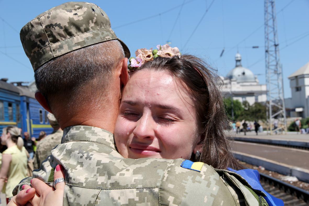 Украинская армия стала одной из самых боеспособных в Европе. Героизм наших воинов - залог победы над врагом, - Турчинов - Цензор.НЕТ 5435