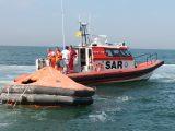 В Чорному морі пройшли морські навчання з рятування людей
