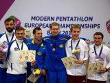 Юрій Федечко – чемпіон Європи з сучасного п'ятиборства