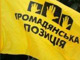 «Громадянська позиція» оприлюднила список кандидатів до Львівської міськради