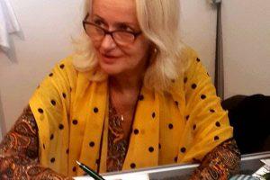 У рамках львівського Форуму видавців Ірина Фаріон презентувала власну монографію