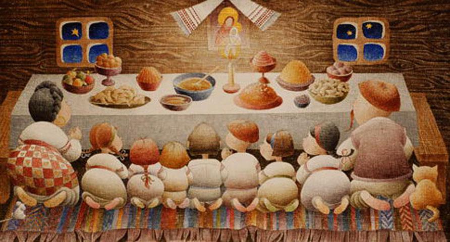 12 страв до різдвяного столу