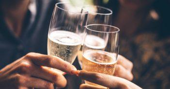 алкоголь шампанське вечірка