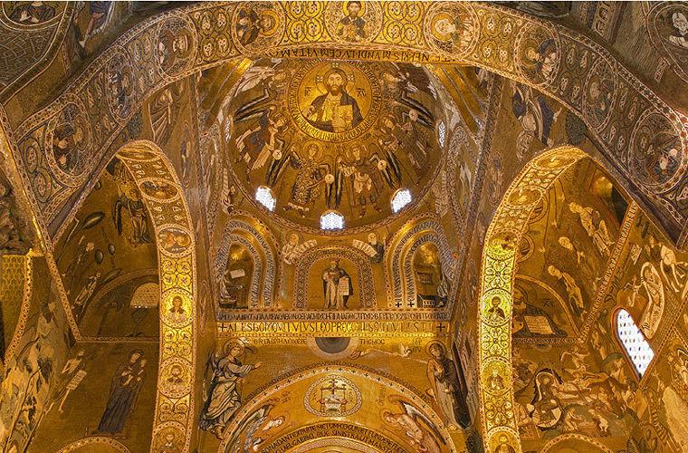 Палатинська капела, Італія