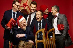Піккардійська Терція презентувала нову пісню про Новий рік