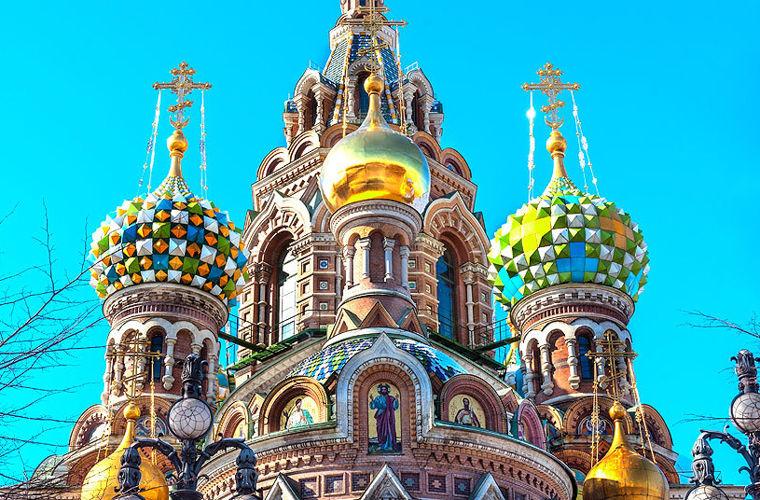 Спас-на-крові в Санкт-Петербурзі