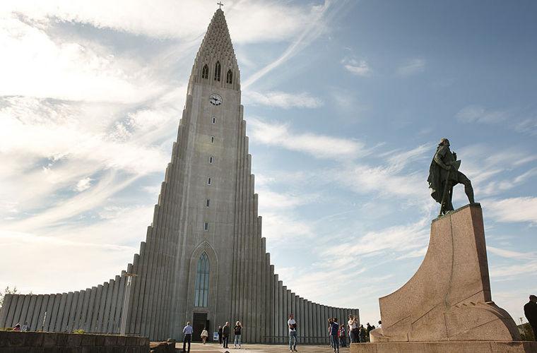 Церква Хатльгрімскіркья, Ісландія
