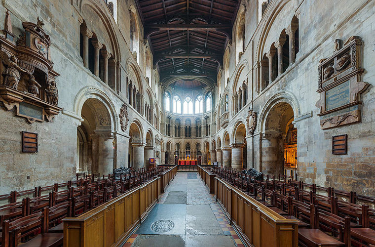 Церква Св. Варфоломія Великого, Лондон