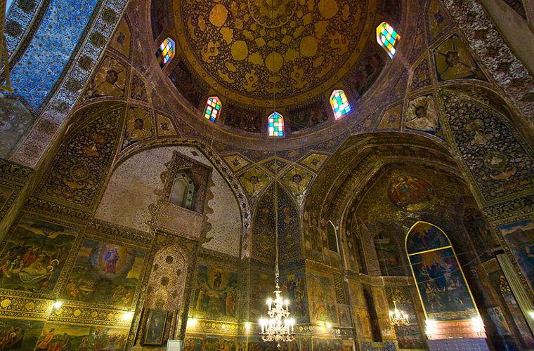 Віфлеємська церква в Ісфахані, Іран