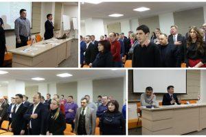 Протягом року Львівська організація поповнилася 748 новими членами партії