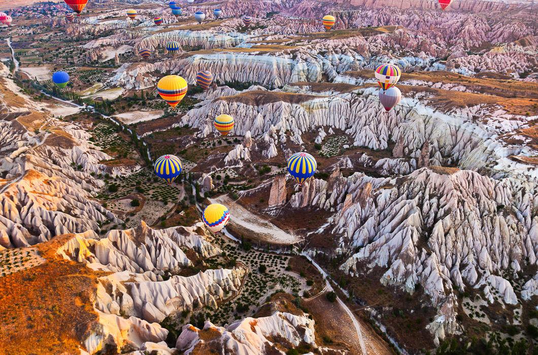 Околиці Гереме, Туреччина