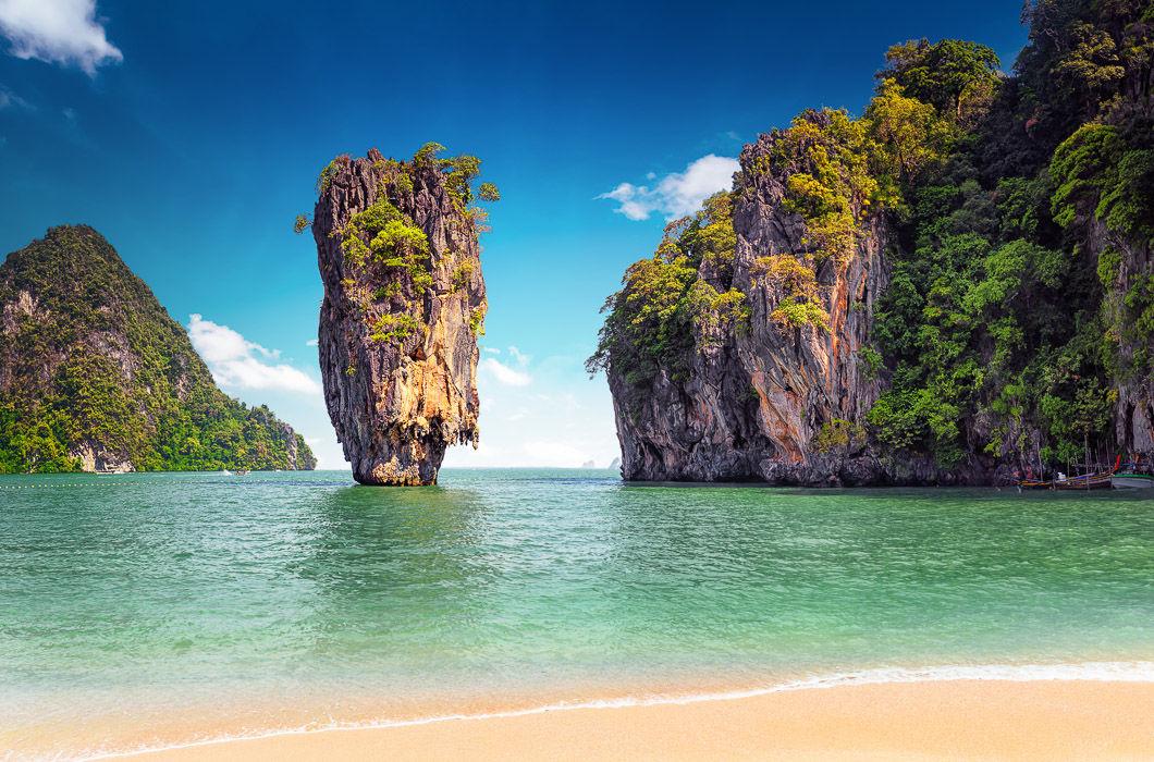Острів Джеймса Бонда, Тайланд