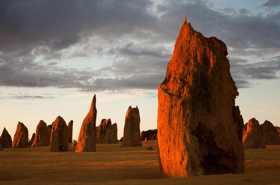 Вапнякові Башточки, Австралія