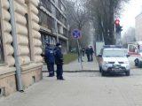У Львові біля СБУ знайшли підозрілий пакет із схожим на бомбу механізмом