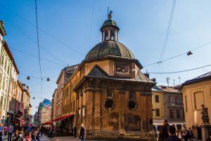 Куди піти і що обов'язково треба зробити у Львові