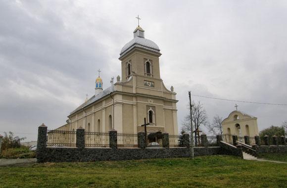 храм Пресвятої Богородиці (