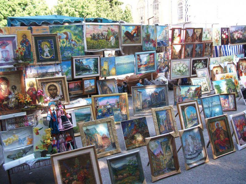 Ринок «Вернісаж»