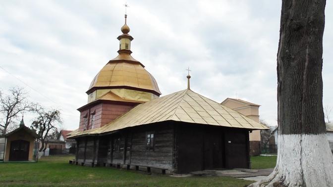Церква Успіння Богородиці (сучасний вигляд)