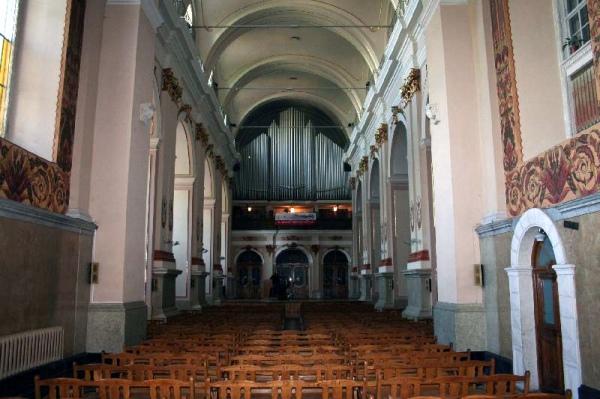 Будинок органної та камерної музики, з найбільшим органом в Україні.