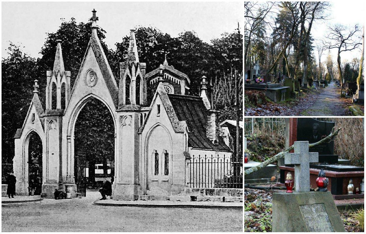 1786 — засновано Личаківський цвинтар, один з найкрасивіших у Європі.