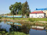 9 травня на дитячих залізницях Львова, Луцька та Рівного відкрили новий сезон руху потягів