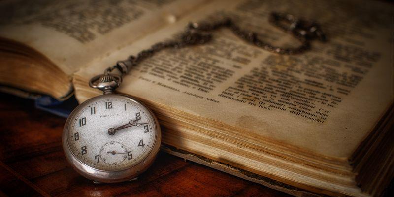книга карманний годинник