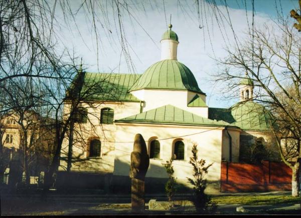 Церква Святого Миколая біля площі Старий Ринок
