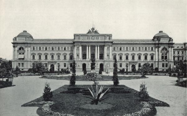 Тут понад сто років тому засідав Галицький сейм.
