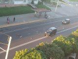 У Львові жінка-таксист насмерть збила людину