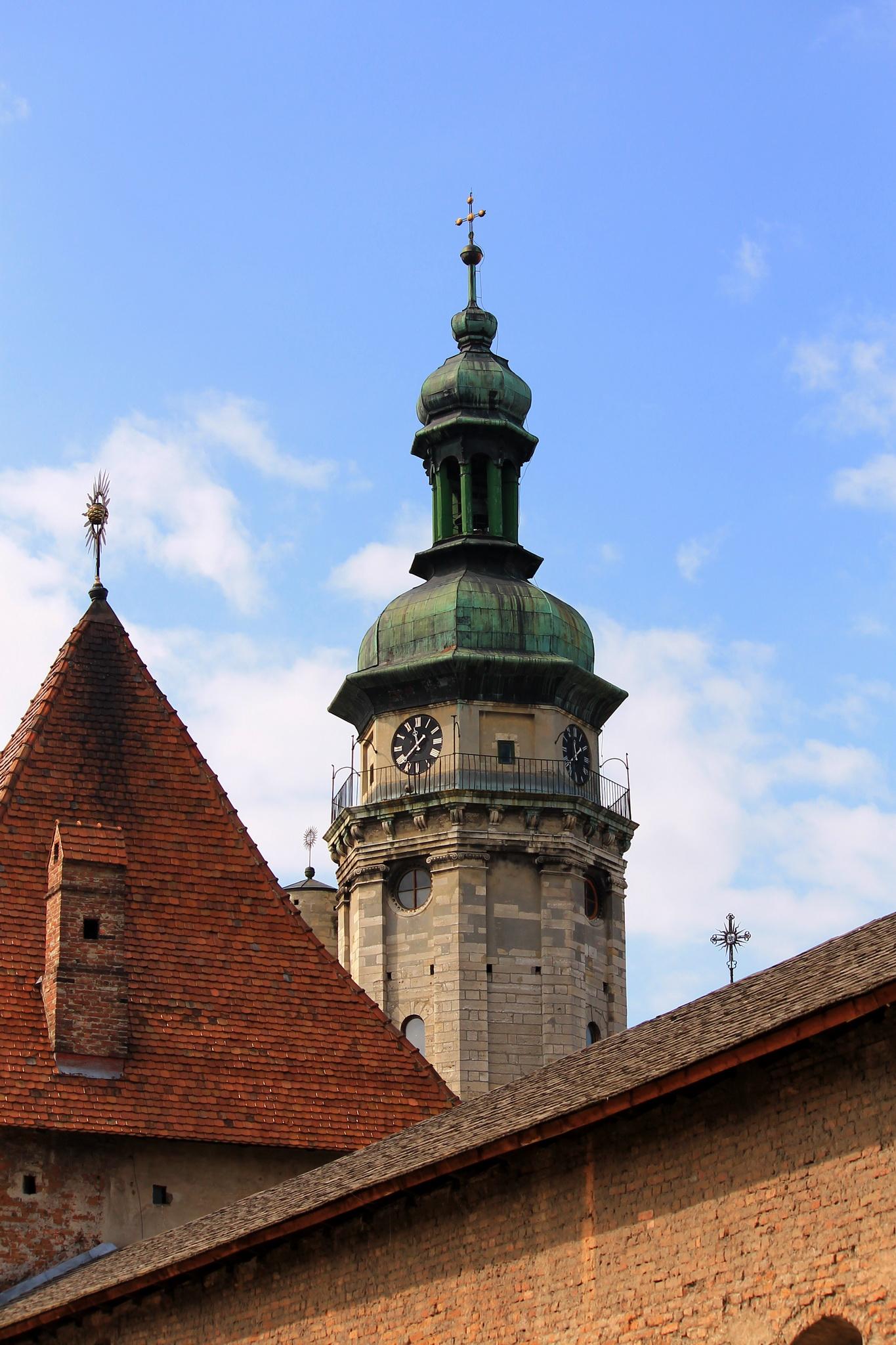 Дзвіниця монастиря Бернардинів © WIKI