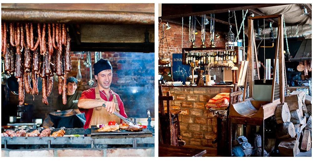 Перша львівська грільова ресторація м'яса та справедлівості