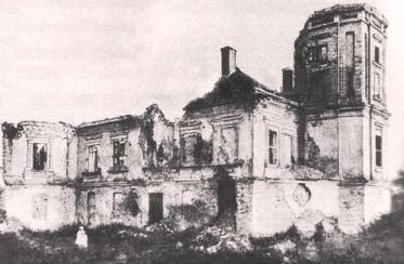 замок в Мурованому
