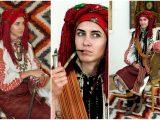 Гуцульське жіноче вбрання 100 років тому (відео)