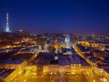 ТОП-10 українських міст з найкрасивішими вечірніми пейзажами