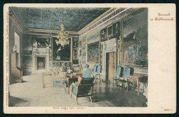 Zamek-w-Podhorcach-Sala-Zolta-str.-zach..-1906