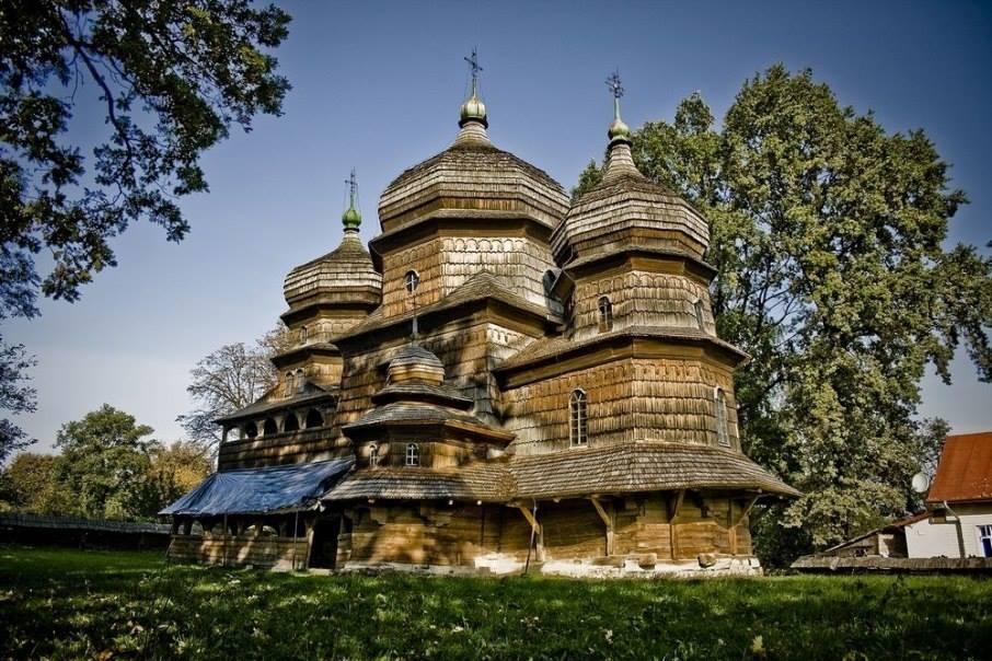 Церква святого Юра в Дрогобичі
