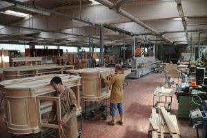 Бельгійці розпочали будівництво меблевого заводу на Львівщині