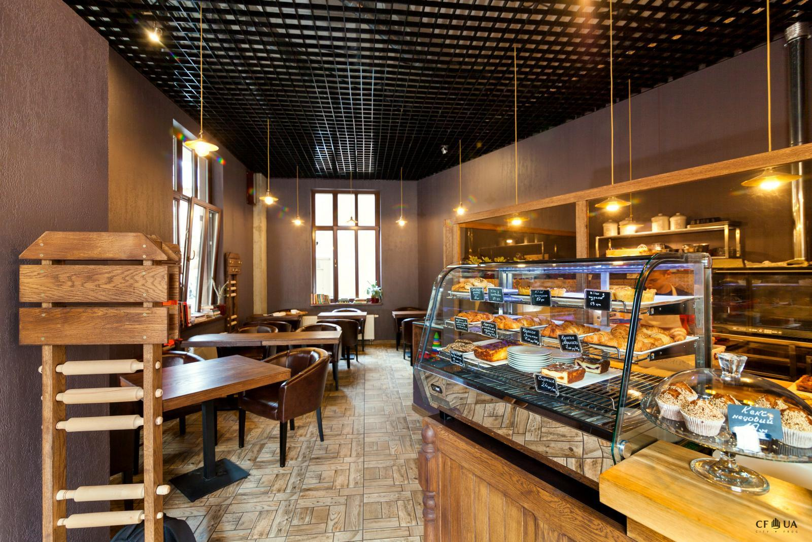Кафе-пекарня «Пекар», вул. Гнатюка, 12а