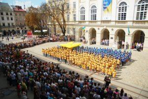 День незалежності України 2016 у Львові. Повна програма святкувань